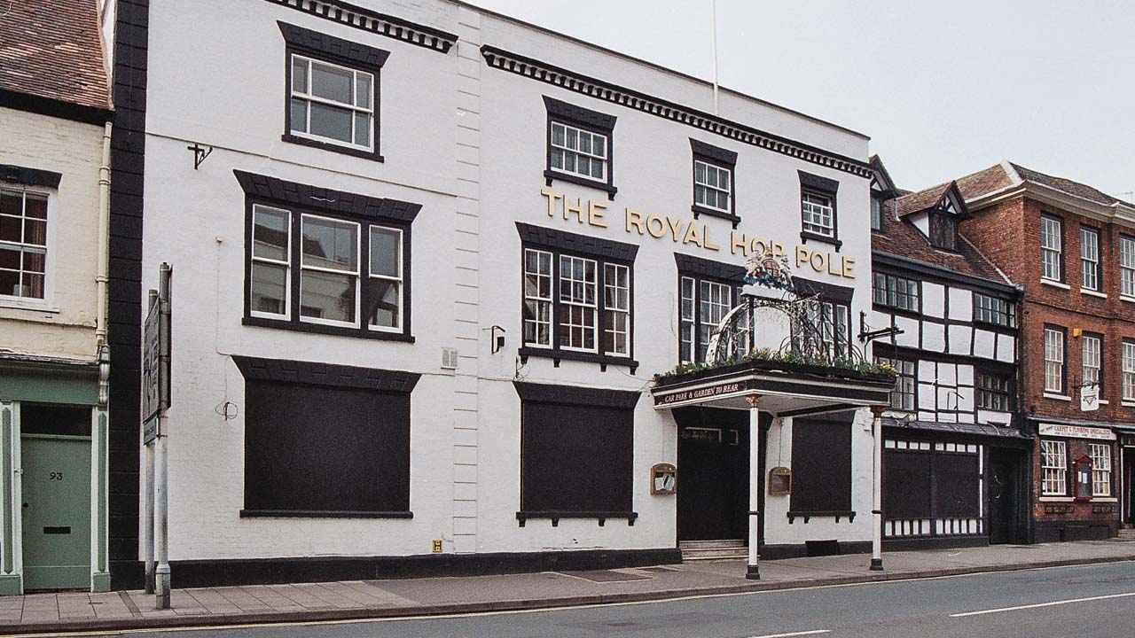 The Royal Hop Pole