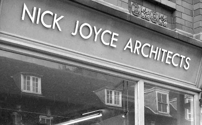 nick joyce architects